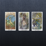 What's important right now? Sally's Do/Think/Love Tarot reading gives you a place to focus when you feel overwhelmed.
