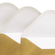 Your gift stands out when it comes in this beautiful gold envelope. One is supplied with every gift certificate.